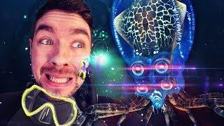 WAY TOO DEEP! | Subnautica - Part 9 (Full Release)