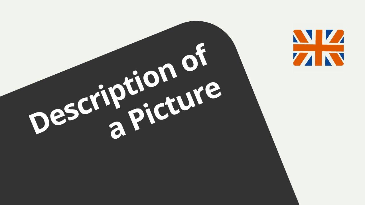 schreibwerkstatt bildbeschreibung auf englisch englisch textarbeit - Englisch Bildbeschreibung Muster