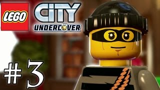 LEGO CITY UNDERCOVER FR #3 (PS4 - 2017)