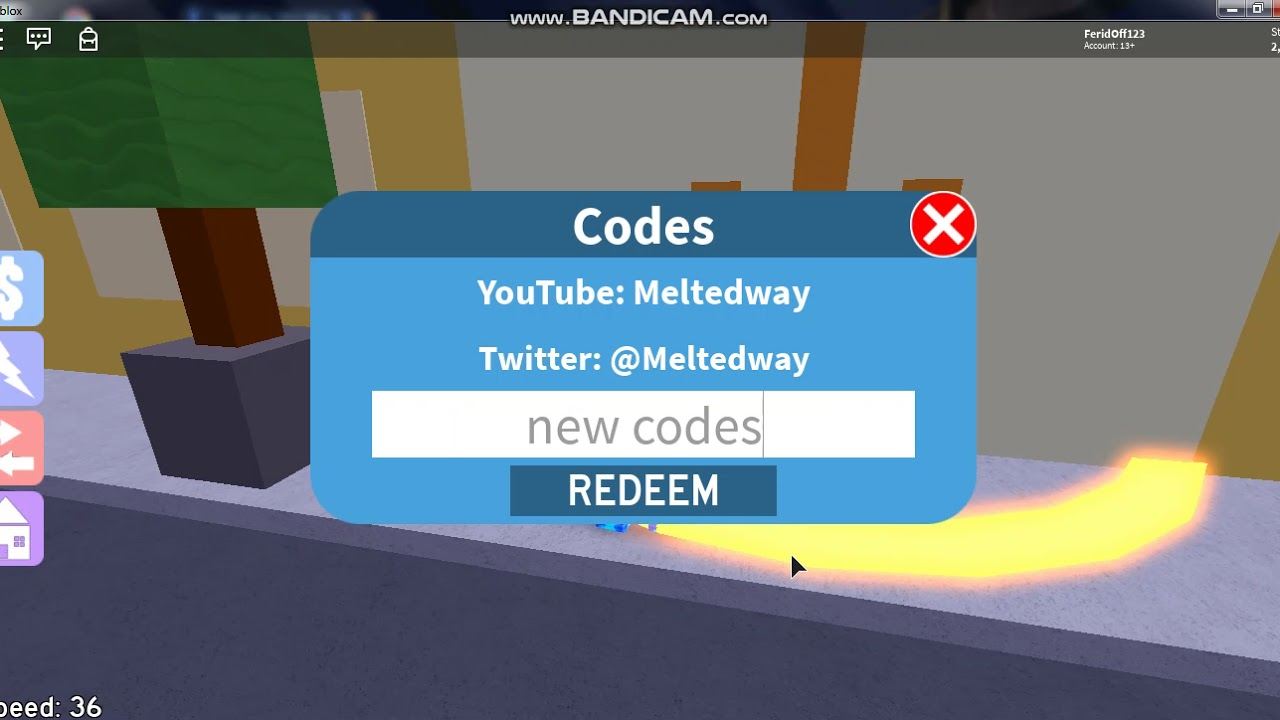 🌴[CODE: SAND] Speed City Crate Codes in (Roblox)