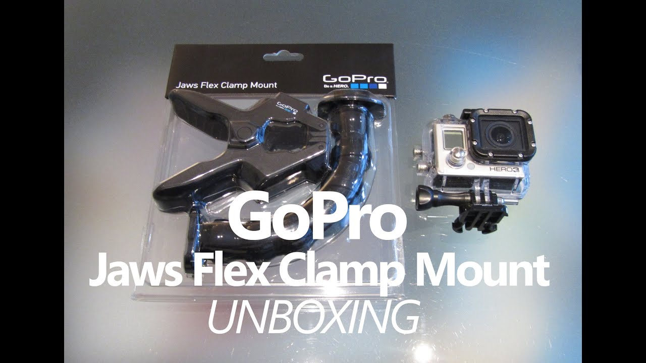 jaws flex clamp how to use