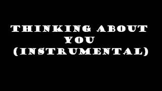 Repeat youtube video Frank Ocean- Thinking About You (Instrumental)
