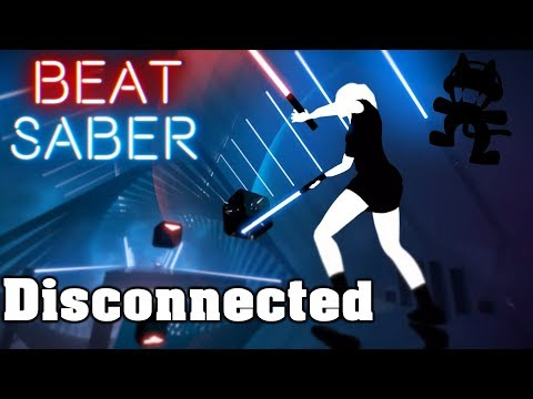 Beat Saber - Disconnected - Pegboard Nerds (custom song) | FC