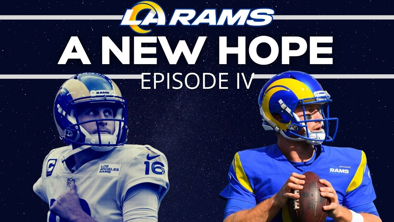 7 Videos About New Rams Starting Qb John Wolford Turf Show Times