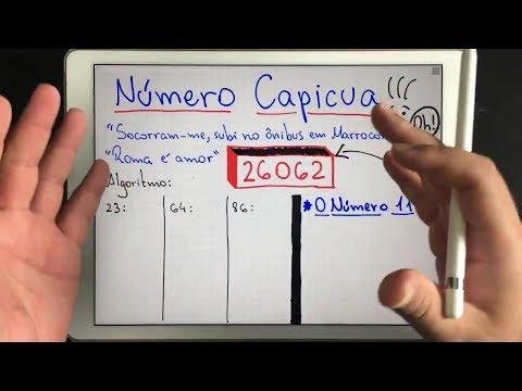 💡 NÚMERO CAPICUA 👉🏻 Caixa Postal 26062 📨