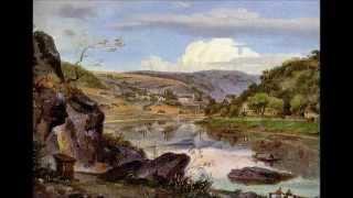 Rheinlegendchen -- Mahler, Wunderhorn-Lieder (rhine legend)