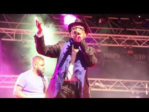OLIVIER BRIQUE EN LIVE 974 FETE DE LA VANILLE 2018