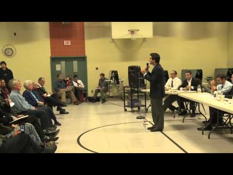 Miro Weinberger Ward 5 Mayoral Debate 10-18 Closing Comments