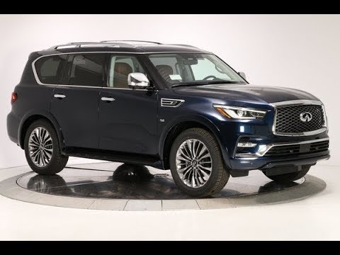 2019 Infiniti QX80 Walkaround and Review