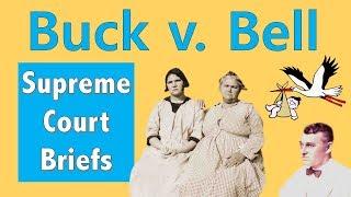 When The Supreme Court Said Eugenics Was Fine