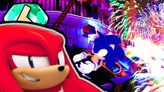 IT'S LITERALLY A ROLLER COASTER! | Sonic Adventure DX #6