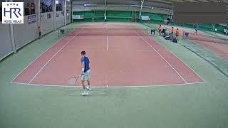 Jan Šátral vs  Marek Jaloviec 3 11 2017 ITF Futures Opava   muži