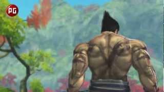 Street Fighter X Tekken. Видеообзор