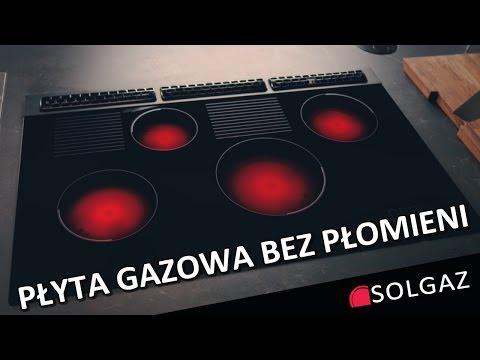 Polski Wynalazek Płyta Gazowa Bez Płomieni Solgaz Youtube