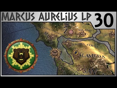 CK2: After the End - Gran Francisco - Ep. 30 (Call the Marines)