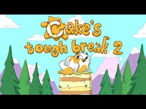 Cake S Tough Break  Level