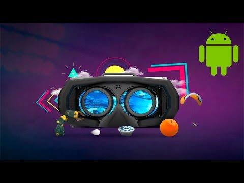 Подключение 3D очков виртуальной реальности VR BOX к ПК на Android