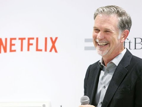 Next 100 mn Netflix users will come from India: Reed Hastings  ET GBS 2018