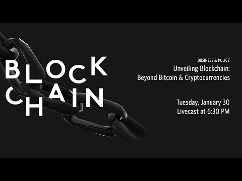 Unveiling Blockchain: Beyond Bitcoin & Cryptocurrencies