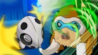 Gambar cover ¡ARON A NIVEL 1, LOL! Pokémon Sol y Luna: COMBATE!!!