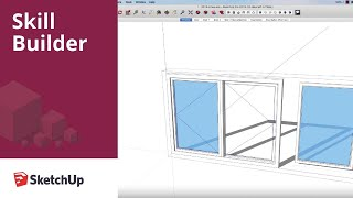 Dashed Lines in SketchUp Pro 2019