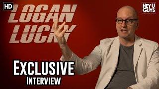 Steven Soderbergh - Logan Lucky Extended Exclusive Interview + Oceans 8