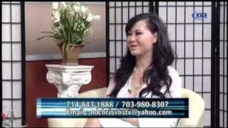 Ca Sỉ Thuy Hang & ND Chris Show  part 2