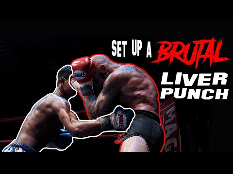 Liver Shot Punch Technique | How To Set Up The Liver Punch Knockout