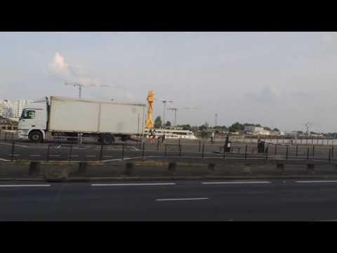 Nantes around Machines de l'île HD 1080P