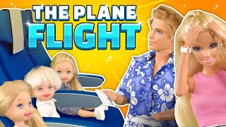 Barbie - The Plane Flight | Ep.318