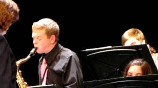 Wellington High School Jazz Band -