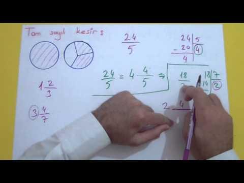 Rasyonel Sayılar 1 Şenol Hoca Matematik