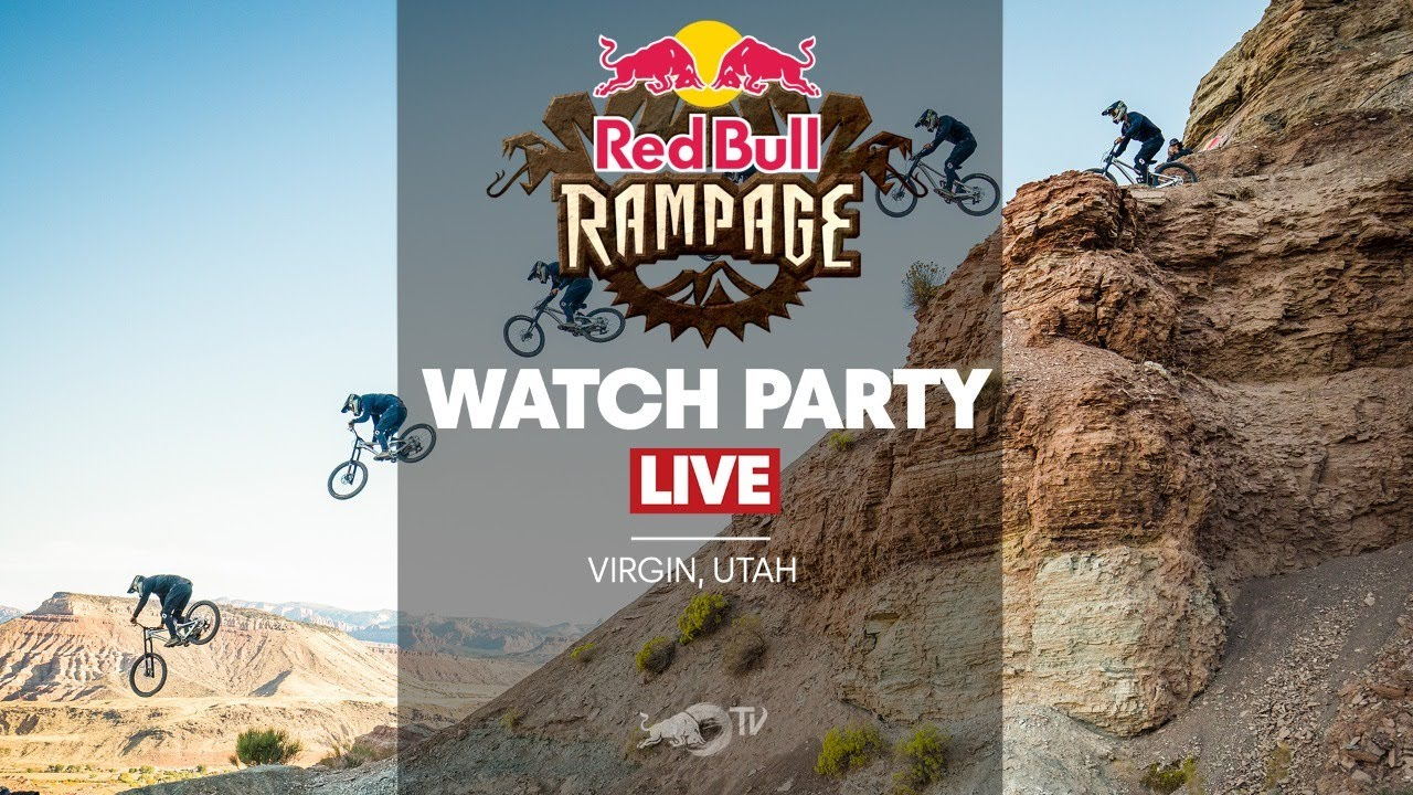 Red Bull Rampage 2019 Watch Party