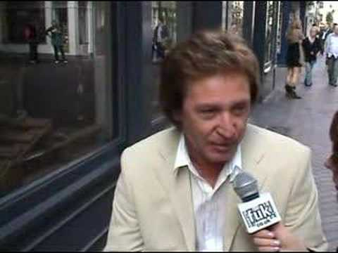 Interview with Kenney Jones of the Small Faces in Carnaby St