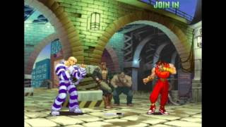 [TAS] Street Fighter Alpha 3 - Cody A-ISM #2