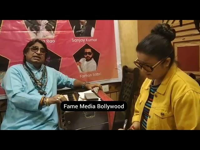 बॉलीवुड के मशहूर संगीकार दिलीप सेन ने संजय कुमार की दिल की धड़कन के लिए अंधेरी स्थित अपने रिकॉर्डिंग