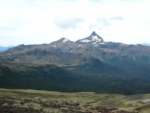 Villarica Traverse, some beautiful mountains