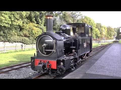 Welshpool and Llanfair Light Railway - Sept 2017