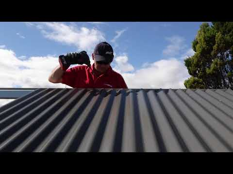 Stratco Solatile Re-Roofing Installation | Roof Integrated