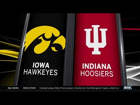Iowa at Indiana - Men