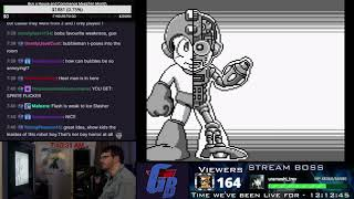 The Mega Man Marathon (NES 1-7 & GB I-III w/ some IV) [2/2]