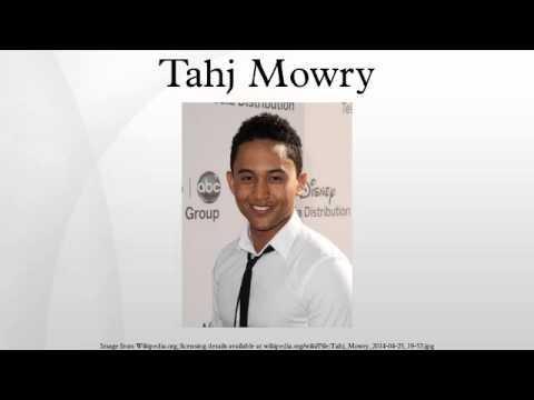 Tahj Mowry - YouTube