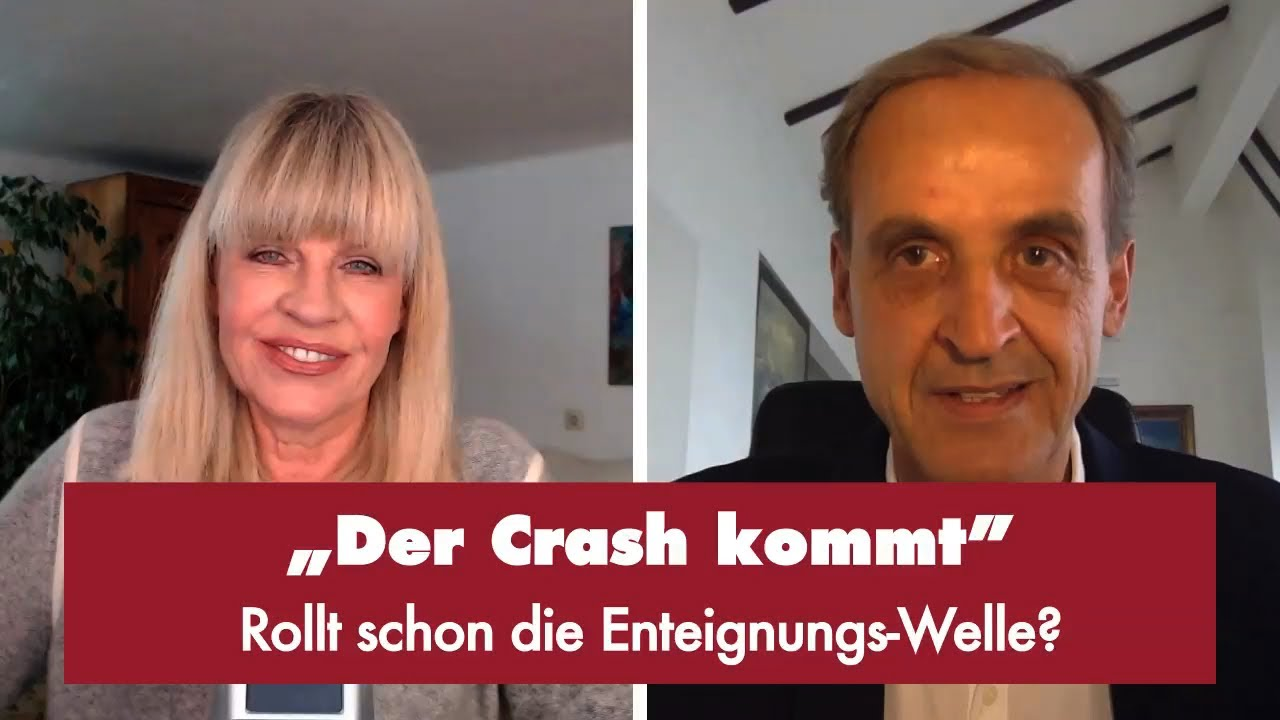 """""""Der Crash kommt"""" – Punkt.PRERADOVIC mit Florian Homm und Ernst Wolff: Kollaps wird GIGANTISCH!"""