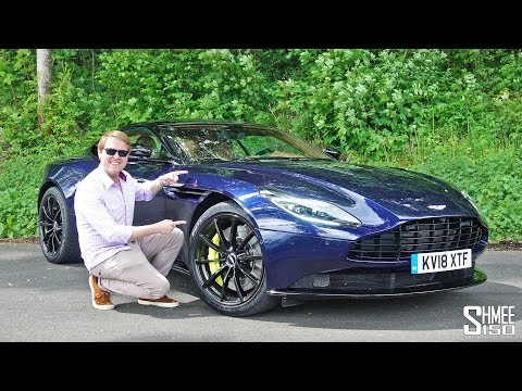 Aston Martin DB11 AMR - 325km/h Vmax Test Drive on the Autobahn | FULL REVIEW