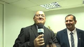 Junior Martins, Zé de Fátima, Amarílio Ribeiro na posse de Nelinho Freitas como deputado Estadual
