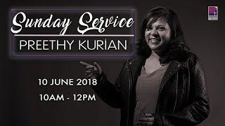 10 June 2018   Preethy Kurian