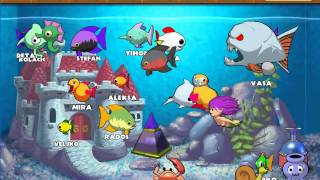 Insaniquarium Deluxe  -  Cheats/Codes/Tricks (No CE)