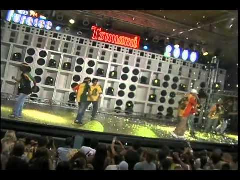 DVD Tsunami 2   Bola de Fogo   Danca do Bob Marley