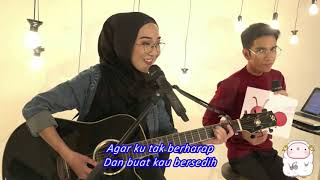 Mimi Nazrina - Akad by Payung Teduh (Cover) I Muzik Jam