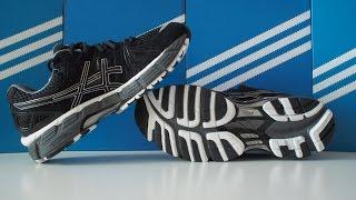 видео Недорогие кроссовки для бега с хорошей амортизацией